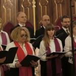 Występ chóru parafialnego w kościele p.w. Matki Boskiej Częstochowskiej w Józefowie - 19 stycznia 2014