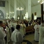 JÓZEFÓW WIGILIA PASCHALNA 2014