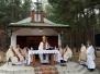 2014-11-01 Msza na cmentarzu i procesja
