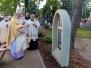 2020-06-15 Pobłogosławienie organów i kapliczek - fot. P. Kula