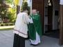 2021-06-06 Wizytacja kanoniczna biskupa Jacka Grzybowskiego